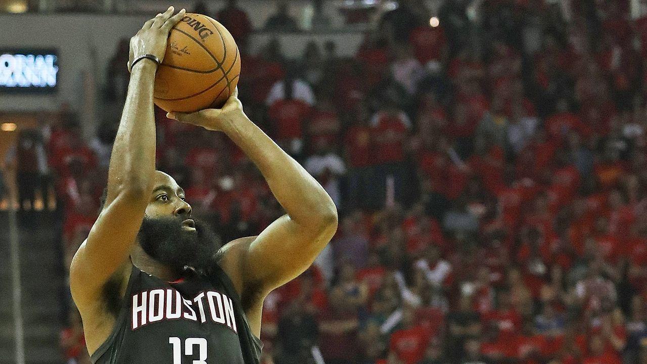 Platz 7: James Harden, Houston Rockets - Bildquelle: 2018 Getty Images