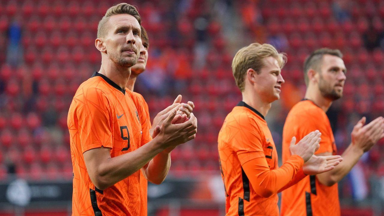 Elfmeterschießen gegen Holland - Bildquelle: 2021 imago