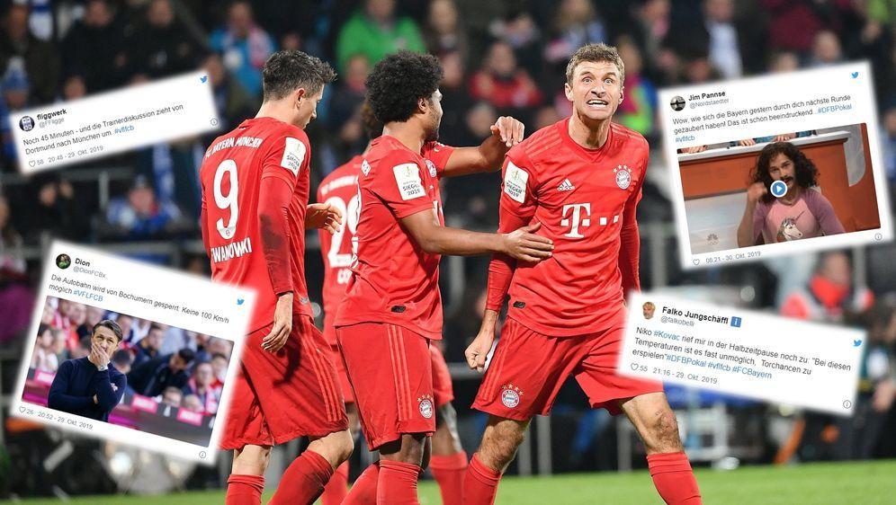 Thomas Müller rettet den FC Bayern in letzter Minute. - Bildquelle: imago