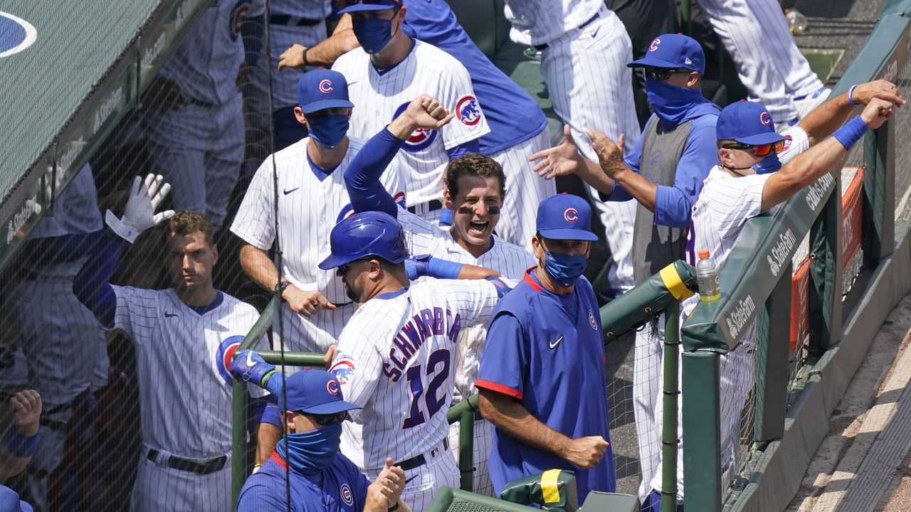 Platz 17 (geteilt) - Chicago Cubs (Baseball) - Bildquelle: Getty Images