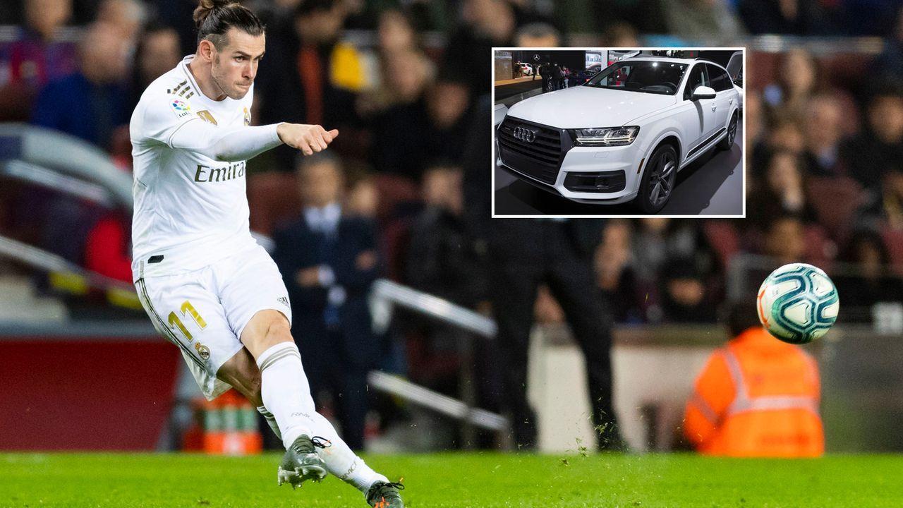 Gareth Bale - Bildquelle: imago images/Jan Huebner