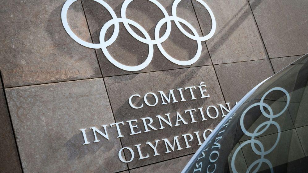 Dem IOC droht ein EU-Verfahren - Bildquelle: AFPSIDFABRICE COFFRINI