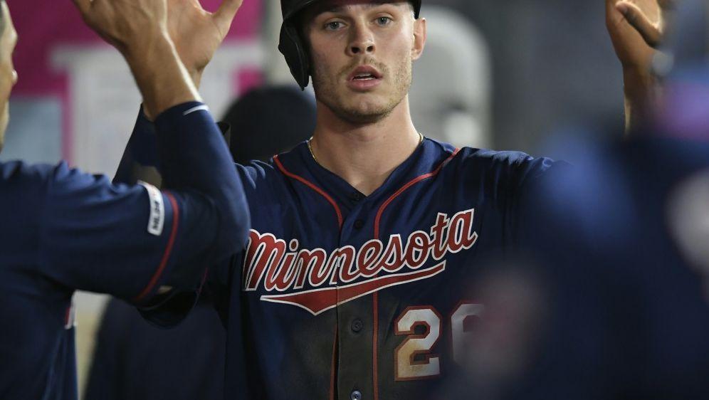 Max Kepler wird beim MLB-Allstar-Spiel nicht starten - Bildquelle: AFPGETTY IMAGES NORTH AMERICASIDJohn MCCOY