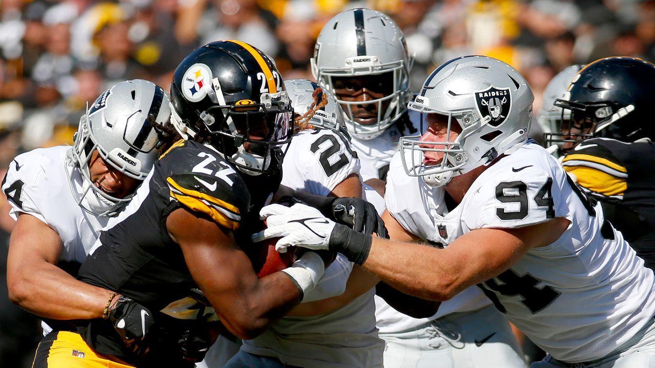 Defense blüht auf - Bildquelle: Getty Images