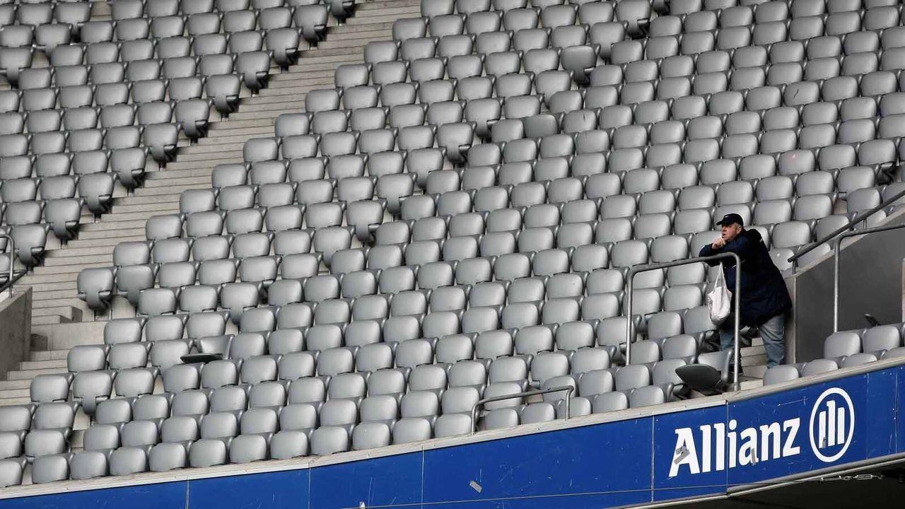 So könnte ein Stadionbesuch in der neuen Saison aussehen - Bildquelle: imago images/Nordphoto