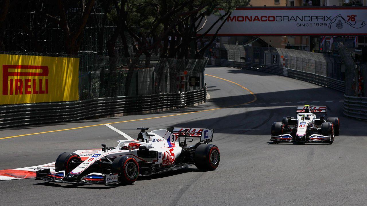 Verlierer: Mick Schumacher - Bildquelle: imago images/Motorsport Images