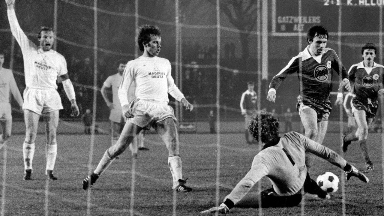 Fortuna Düsseldorf - FC Bayern München 7:1 (1978/79) - Bildquelle: imago sportfotodienst