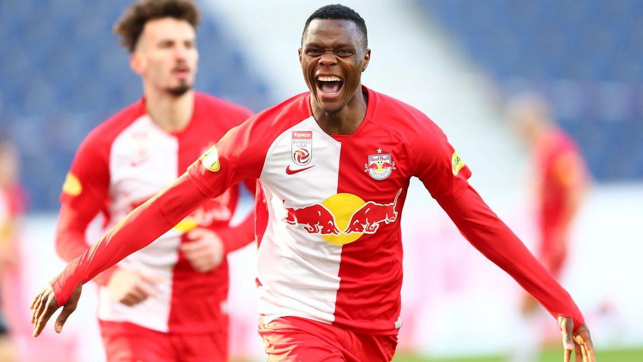 Patson Daka (RB Salzburg) - Bildquelle: Imago Images