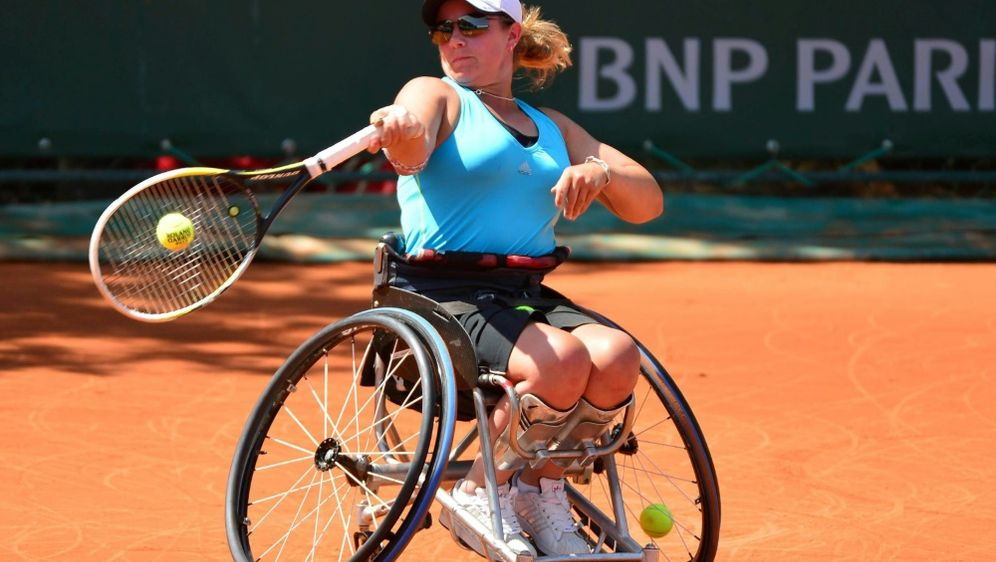 Das Rollstuhltennis-Turnier war zunächst abgesagt worden - Bildquelle: FIROFIROSID
