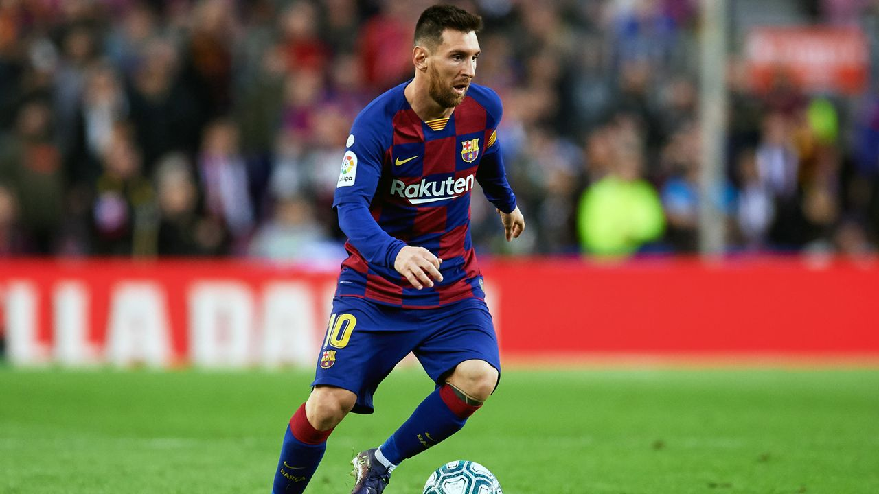 Platz 8 - Lionel Messi (FC Barcelona) - Bildquelle: 2019 Getty Images