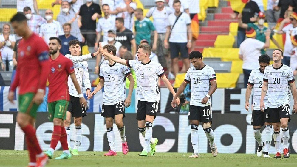 Deutschland schlägt Portugal mit 4:2 - Bildquelle: AFPPOOLSIDPHILIPP GUELLAND