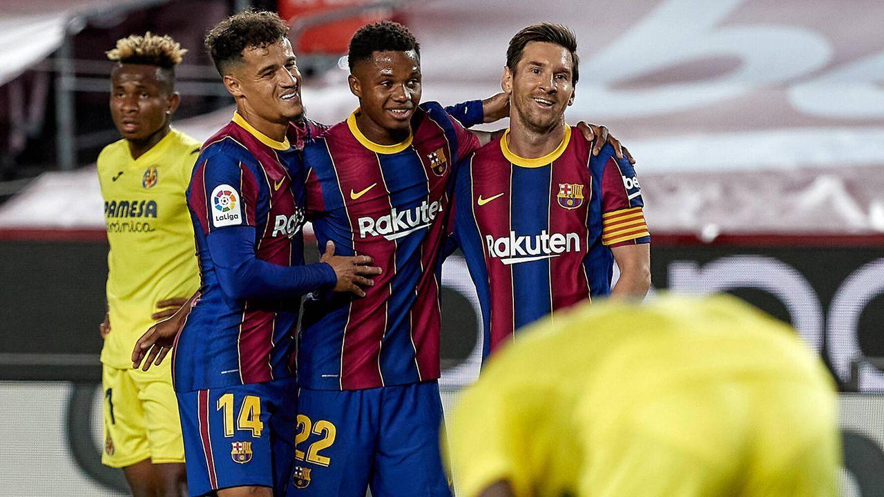 Platz 7: FC Barcelona