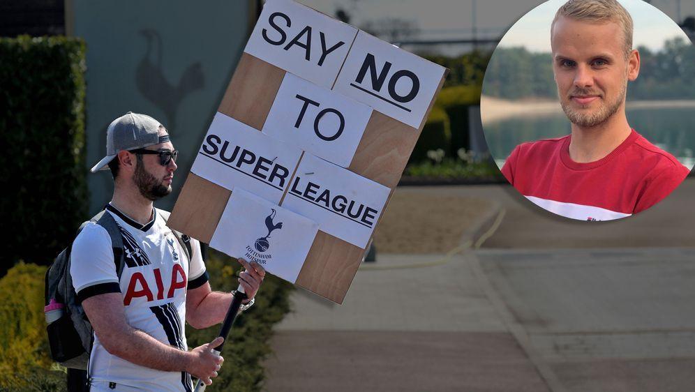 ran-Redakteur Bent Mildner lehnt die Super League strikt ab - Bildquelle: imago