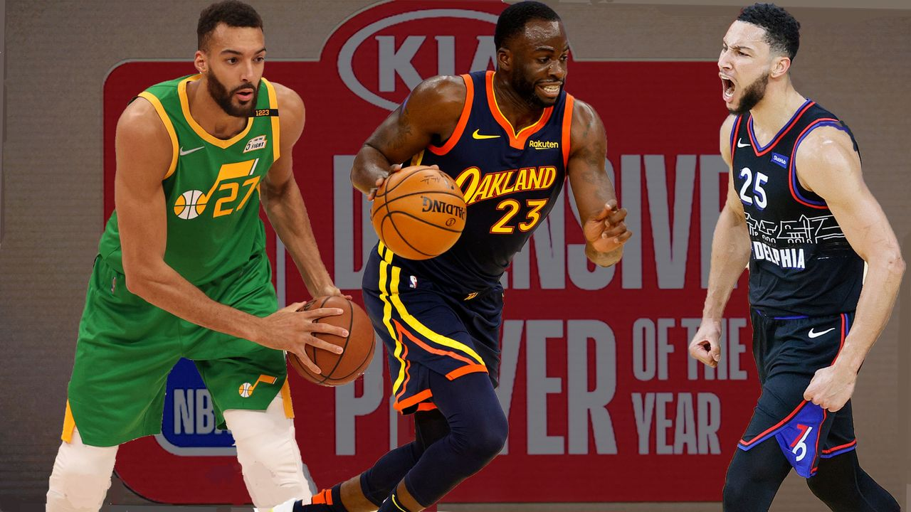 Defensive Player of the Year - Bildquelle: 2019 Getty Images