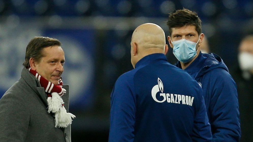 Heldt (l.) ist Gerüchten zufolge bei Schalke Kandidat - Bildquelle: AFPSIDLEON KUEGELER