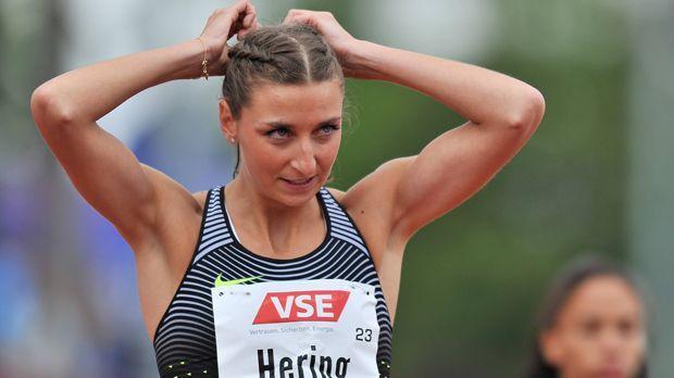 Christina Hering (Leichtathletik/Deutschland) - Bildquelle: imago/Jan Huebner