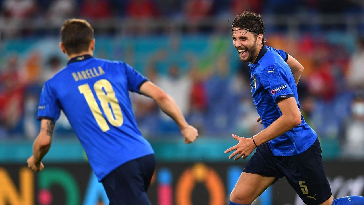 Nächste Italien-Gala gegen die Schweiz - Bildquelle: Getty Images Europe