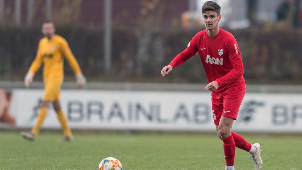 Mario Erb bestritt 21 Regionalliga-Spiele fürTürkgücü München. - Bildquelle: imago images/Passion2Press