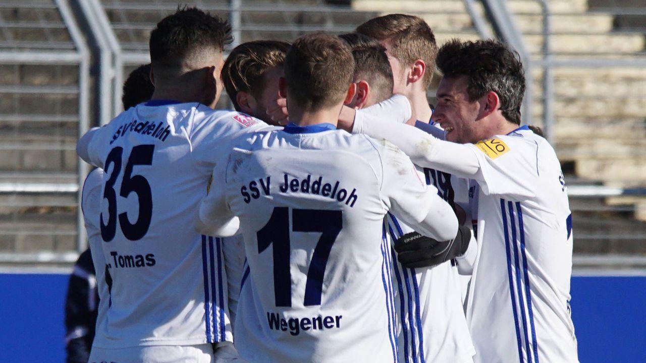 SSV Jeddeloh (4. Liga) - Bildquelle: imago/Andre van Elten