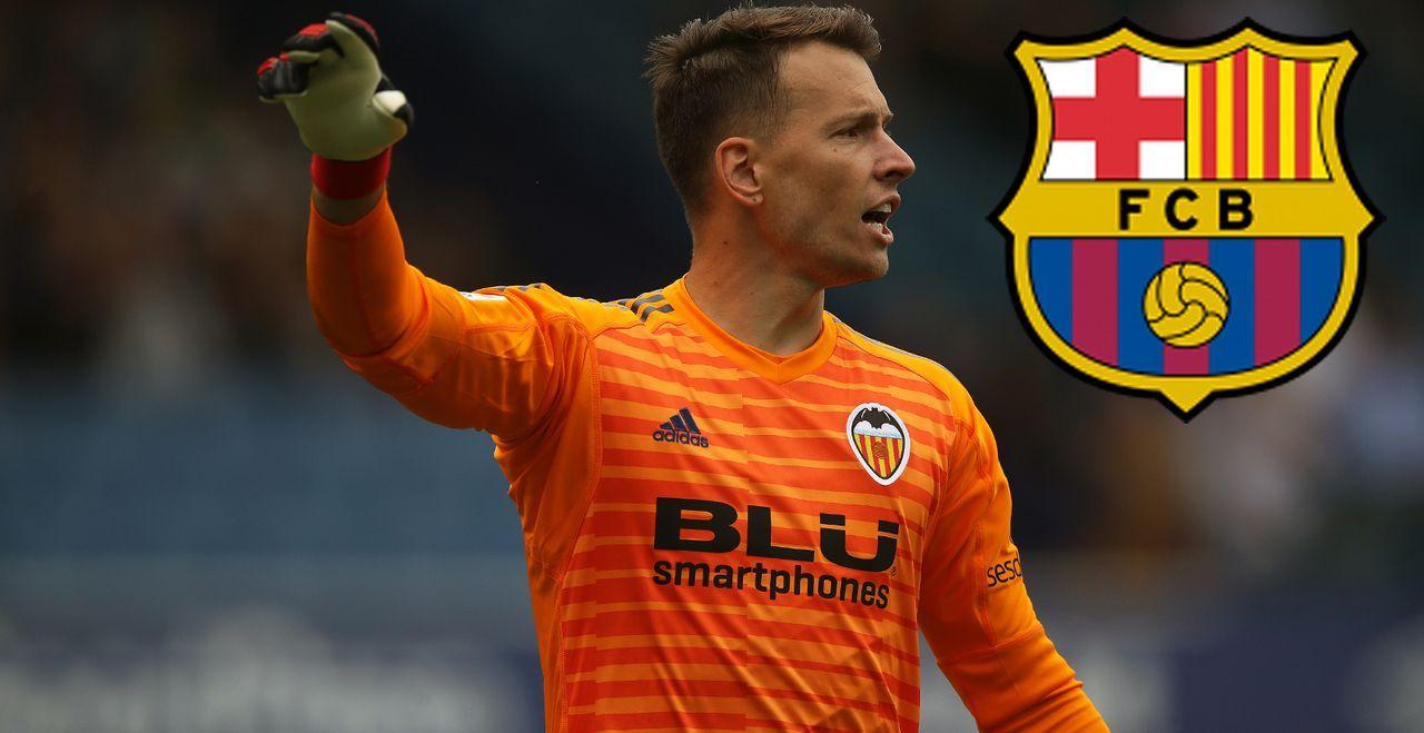 Neto (FC Barcelona) - Bildquelle: 2018 Getty Images