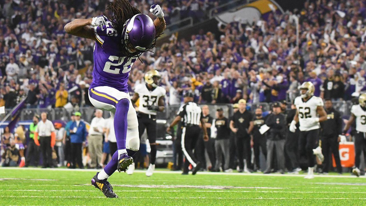 Trae Waynes (Minnesota Vikings) - Bildquelle: imago/Icon SMI