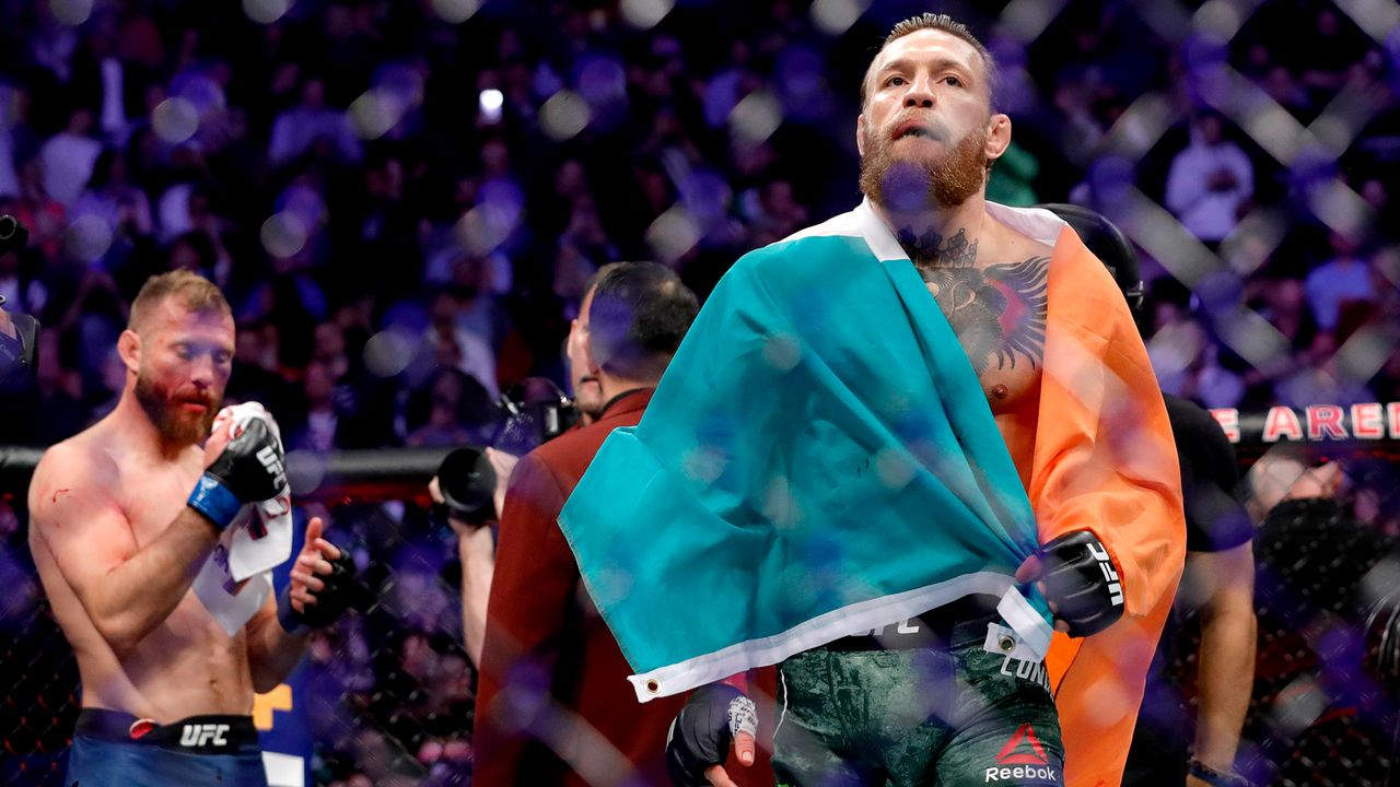 UFC 246: Conor McGregor gegen Donald Cerrone - Bildquelle: Getty Images