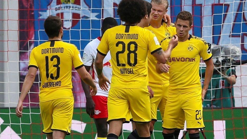 Onefootball überträgt Bundesliga-Spiele in Brasilien - Bildquelle: AFPSIDRONNY HARTMANN