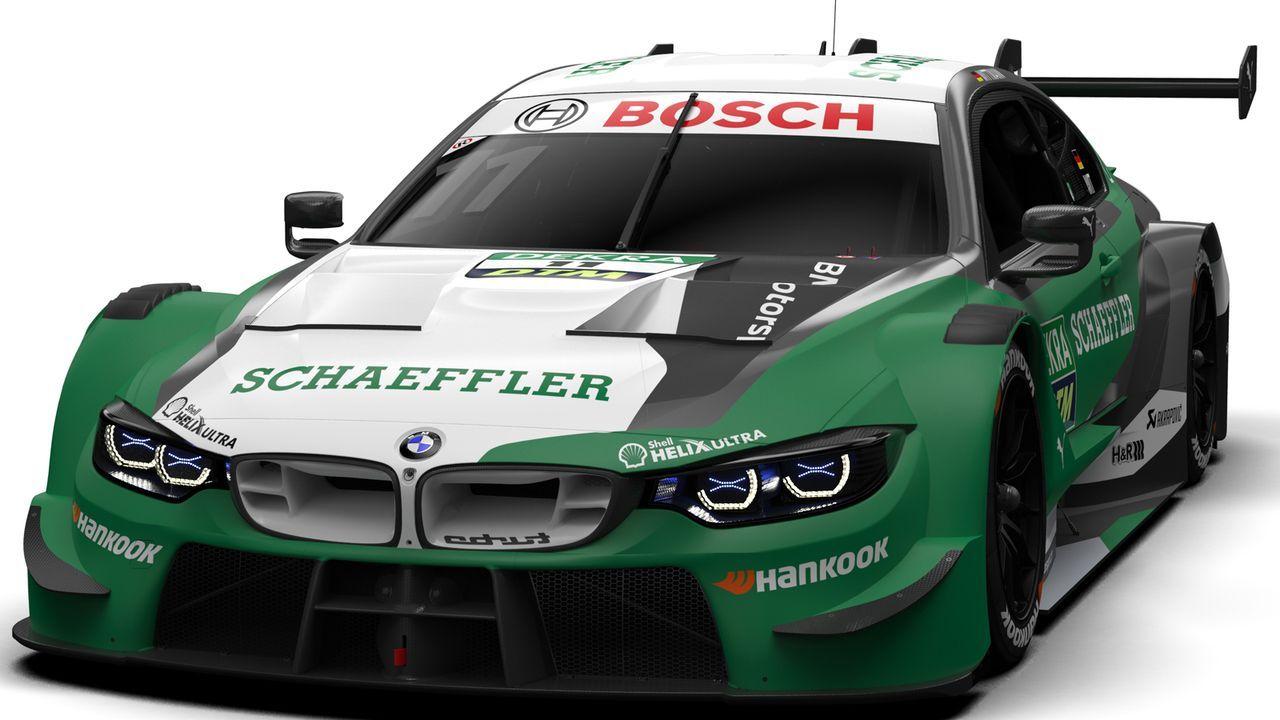 Marco Wittmann - Bildquelle: BMW