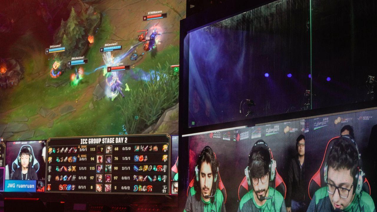Platz 1: League of Legends - Bildquelle: Getty Images