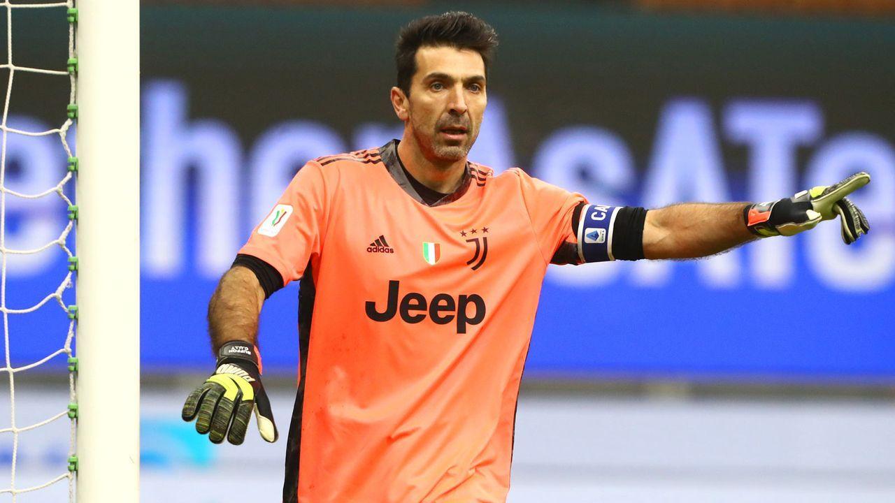 Gianluigi Buffon (Juventus Turin) - Bildquelle: Imago Images
