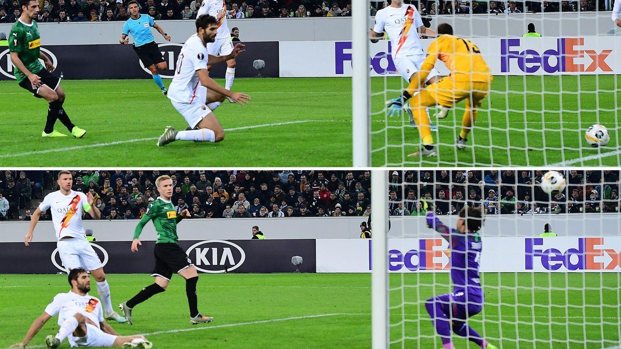 Europa League: Einmal hinten, einmal vorne - Innenverteidiger mit zwei kuriosen Toren - Bildquelle: imago