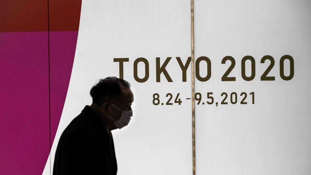 Paralympics in Tokio könnten ohne Zuschauer stattfinden - Bildquelle: AFPSIDBEHROUZ MEHRI