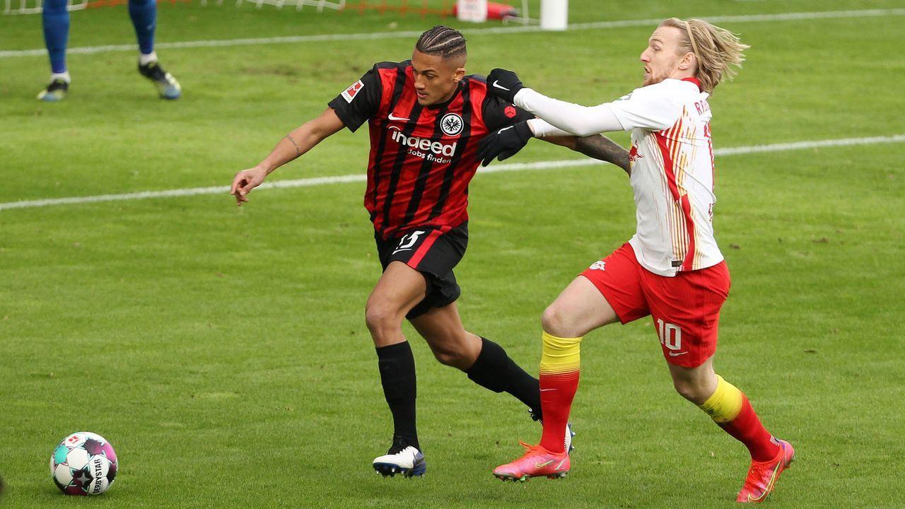 Tuta (Eintracht Frankfurt) - Bildquelle: Imago Images