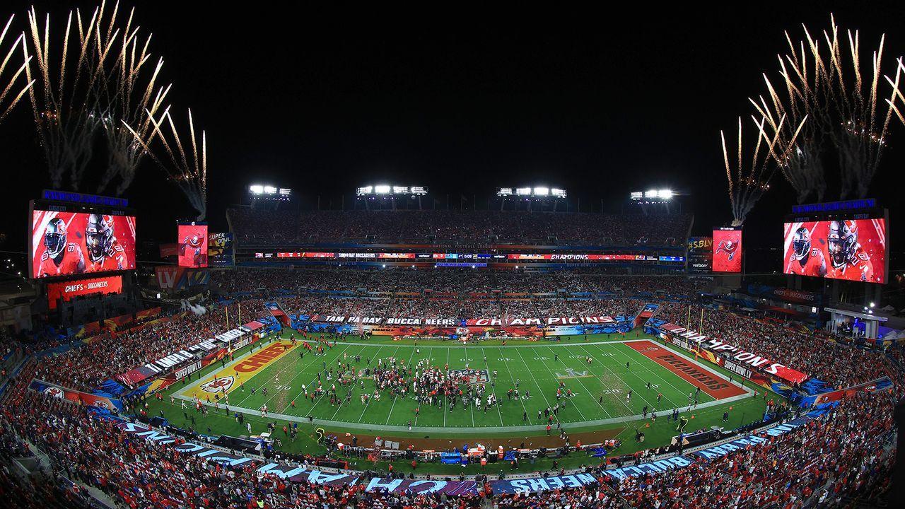 9. September: Start der NFL-Saison 2021 - Bildquelle: Getty Images