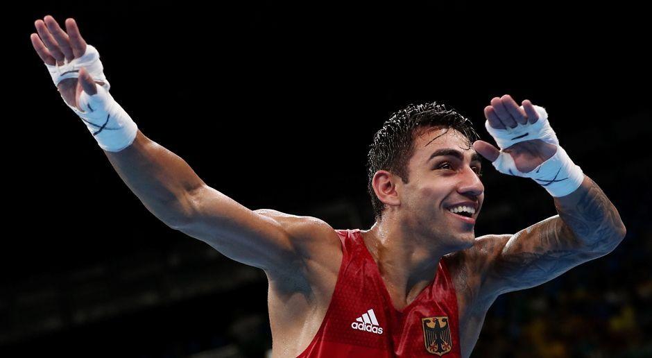 Artem Harutyunyan (Boxen/Bronze) - Bildquelle: 2016 Getty Images