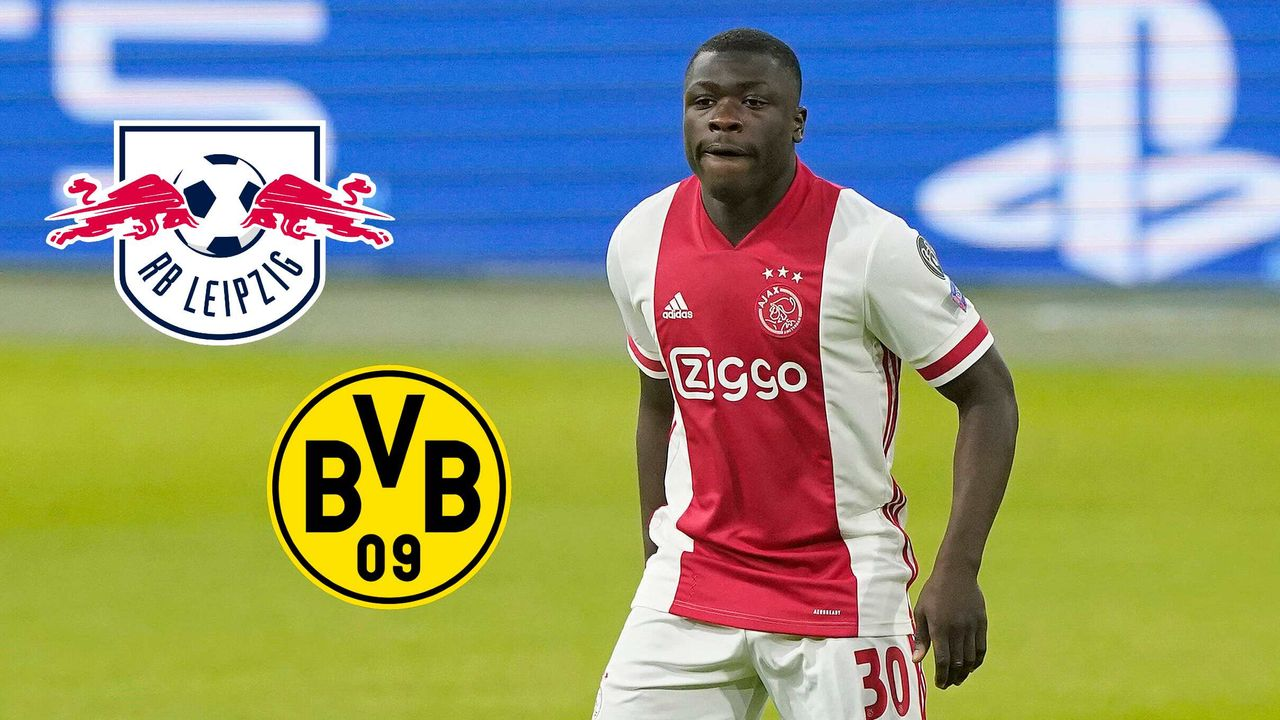 Brian Brobbey (Ajax Amsterdam)  - Bildquelle: imago