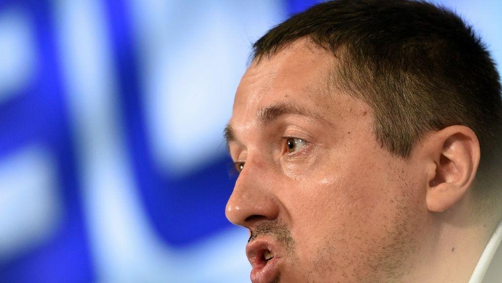 Die FIFA sperrt Alexander Schprygin für zwei Jahre - Bildquelle: AFPSIDVASILY MAXIMOV