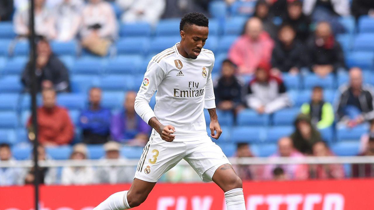 Eder Militao (Real Madrid) - Bildquelle: Getty Images