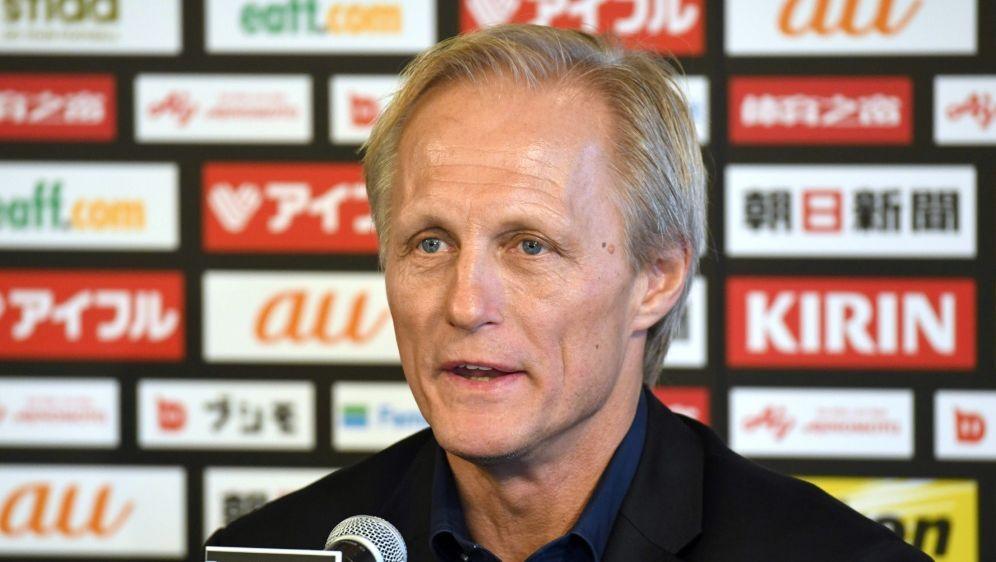 Jörn Andersen übernimmt Trainerjob in Südkorea - Bildquelle: AFPSIDKAZUHIRO NOGI