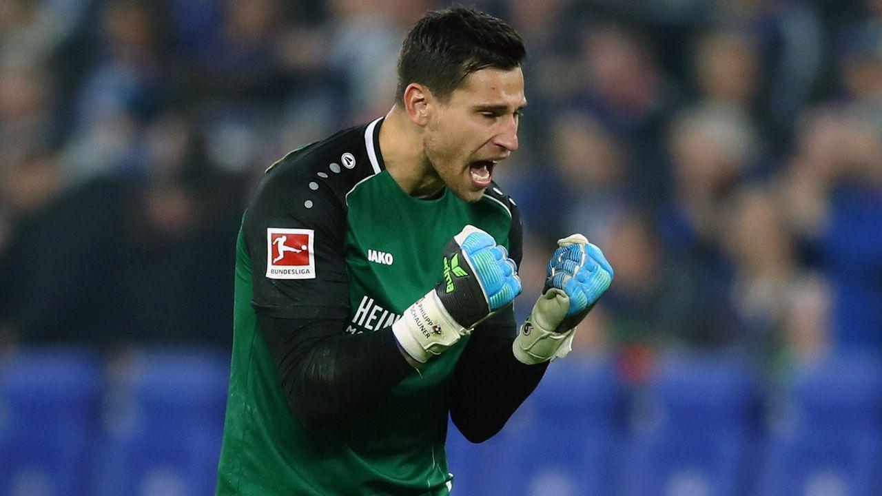 Philipp Tschauner (Hannover 96) - Bildquelle: 2018 Getty Images