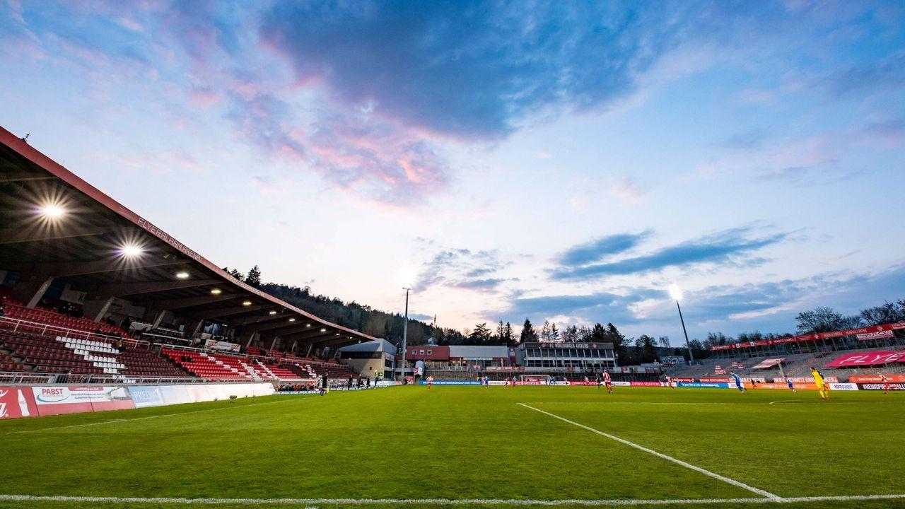 Würzburger Kickers - SC Freiburg - Bildquelle: imago images/Jan Huebner