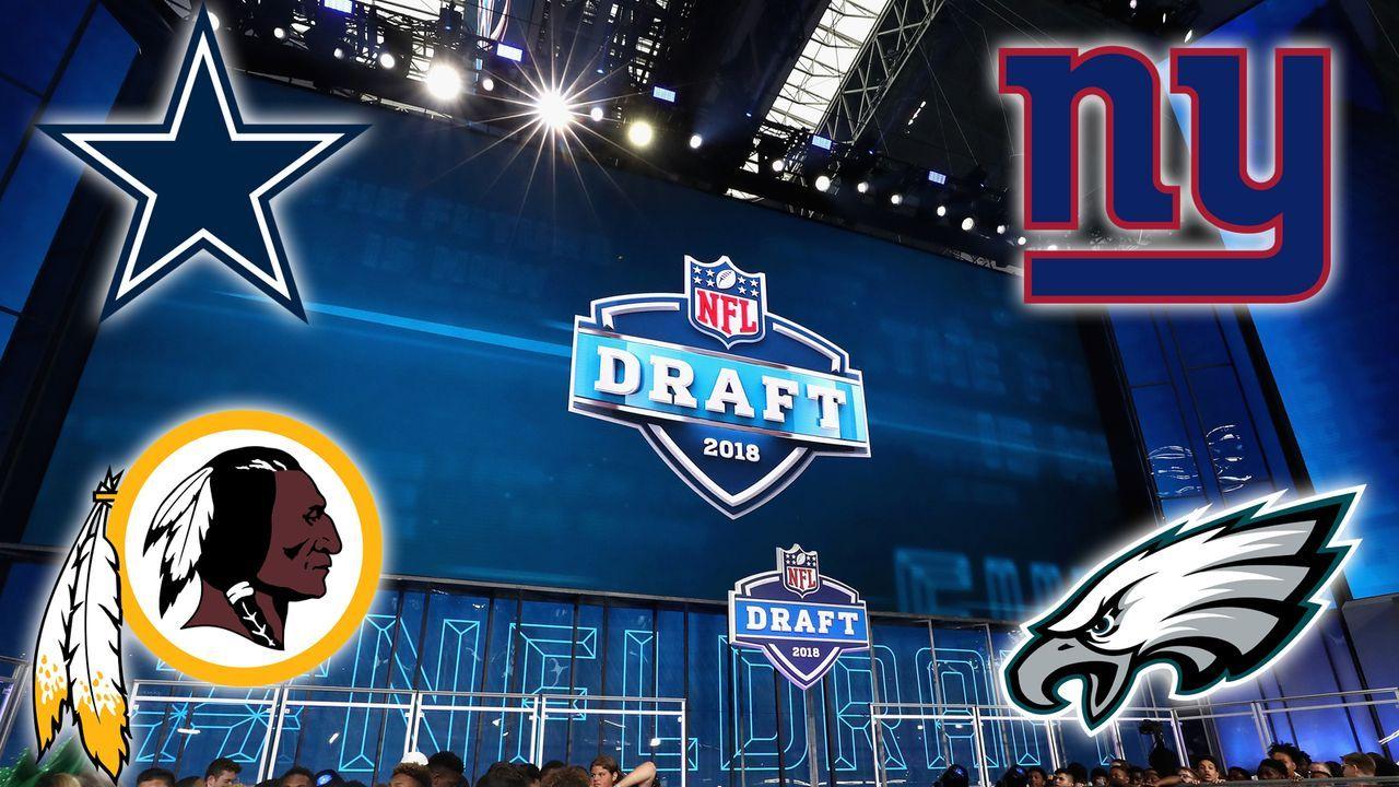 Die Draft Needs der vier Teams aus der NFC East - Bildquelle: Getty