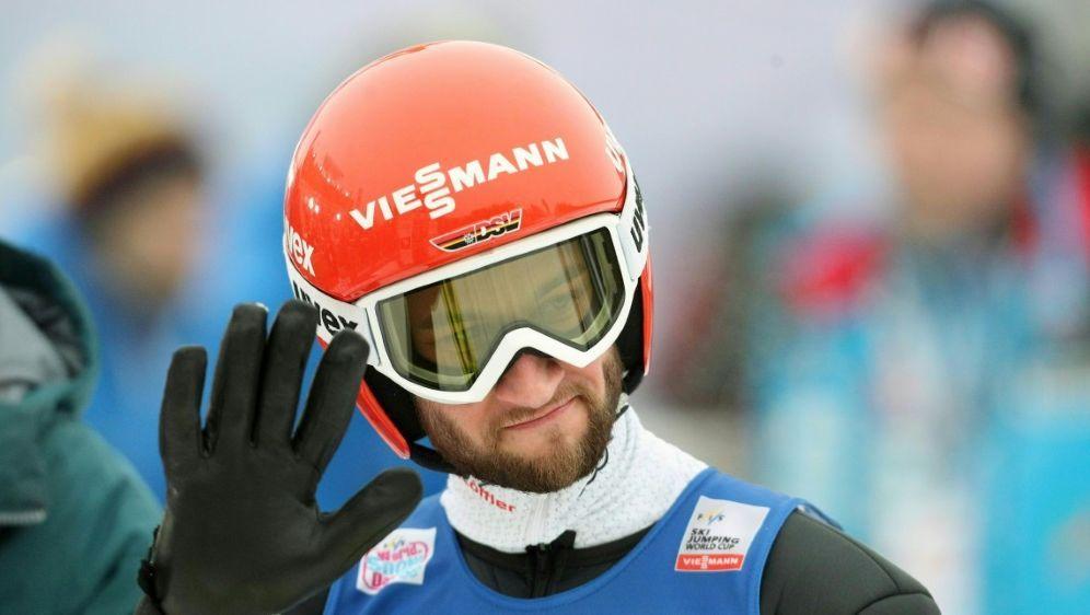 Markus Eisenbichler gewinnt das Qualifikationsspringen - Bildquelle: APAAPASIDGEORG HOCHMUTH