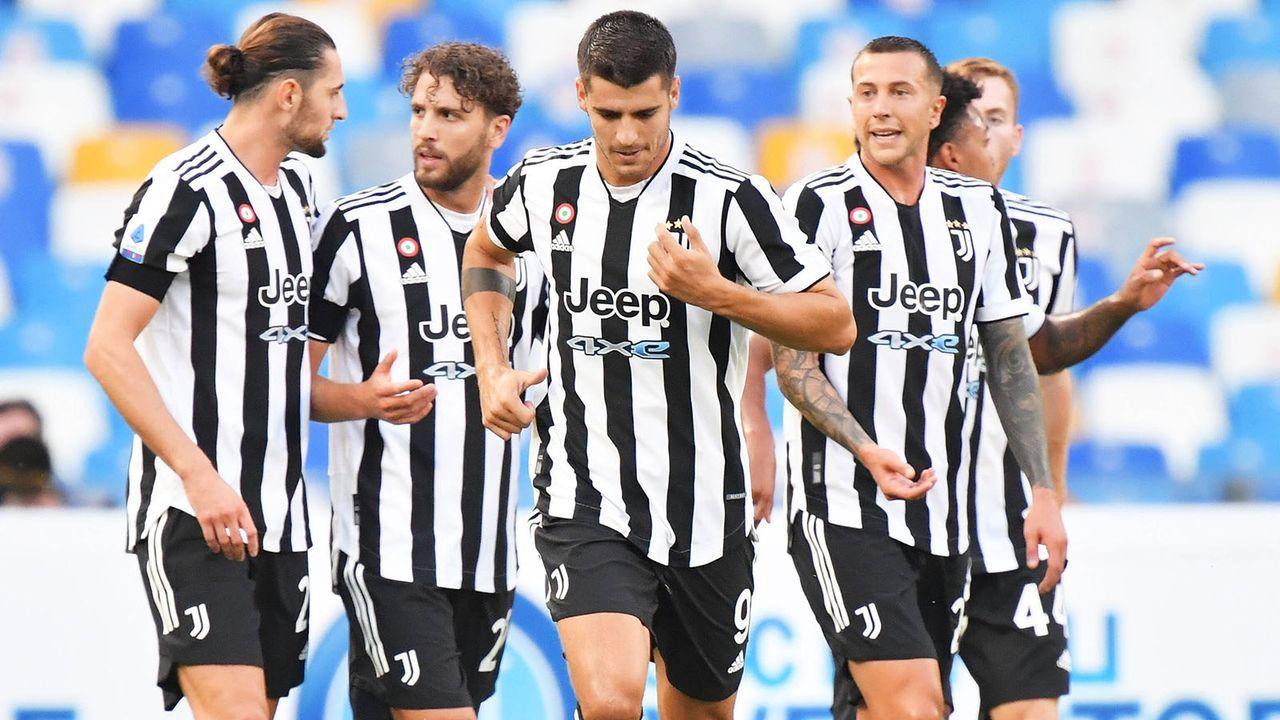 Platz 9: Juventus Turin - Bildquelle: imago images/NurPhoto