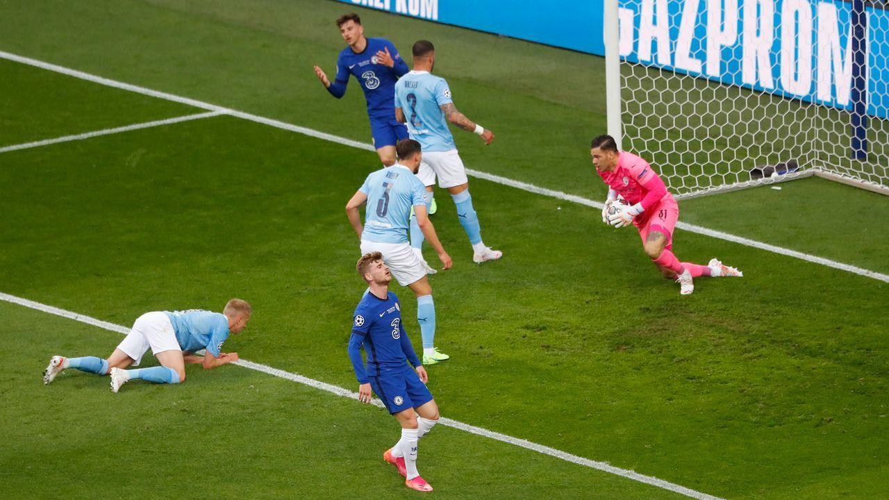 Timo Werner (FC Chelsea) - Bildquelle: 2021 Getty Images