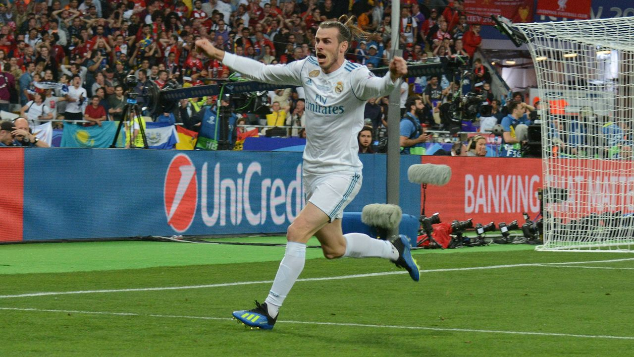 Platz 9: Gareth Bale - Bildquelle: imago/Ukrainian News