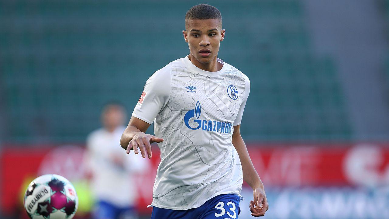 Abwehr: Malick Thiaw (FC Schalke 04) - Bildquelle: 2020 Getty Images