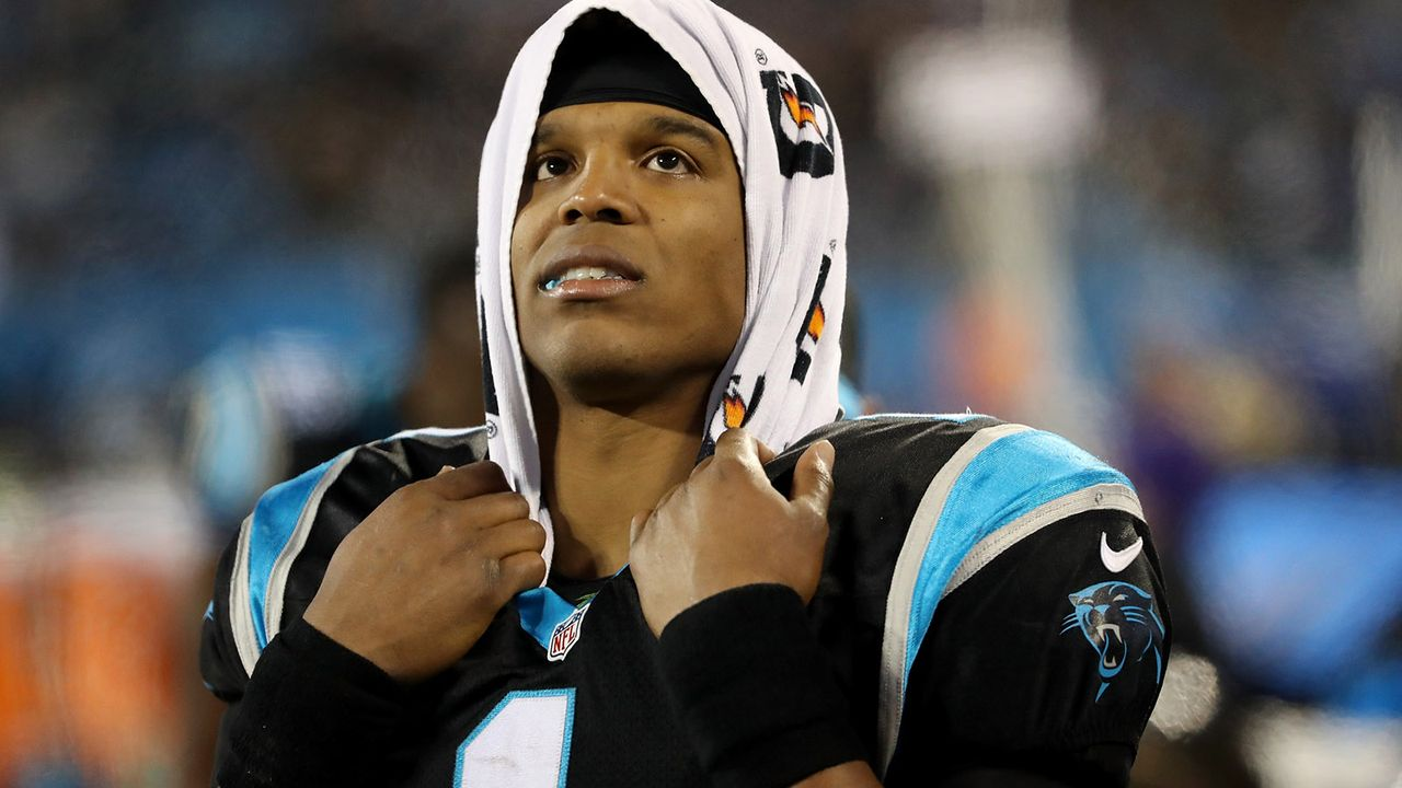 Cam Newton - Bildquelle: 2018 Getty Images