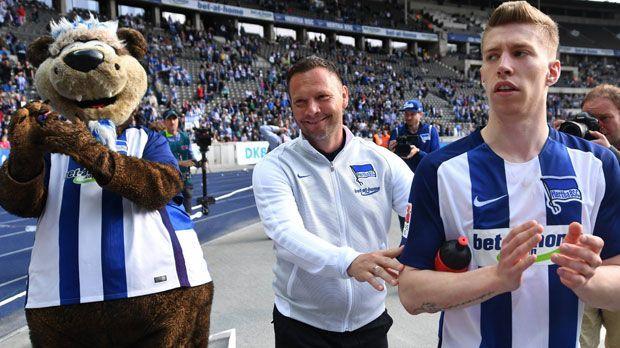 Platz 8: Hertha BSC - Bildquelle: imago/Bernd König