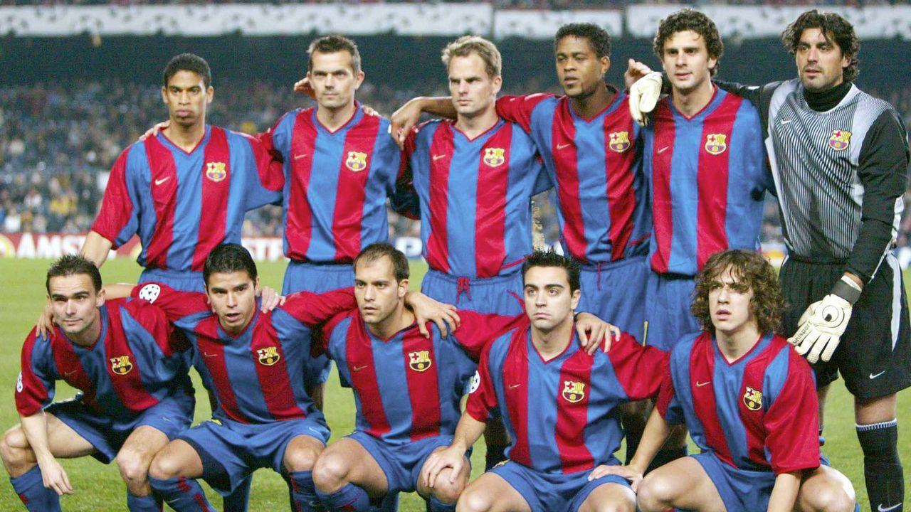 FC Barcelona - Bildquelle: Bongarts